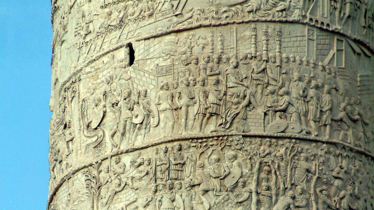 Grand grec Soldat Romain Guerrier décoratif décoration plâtre mural plaque