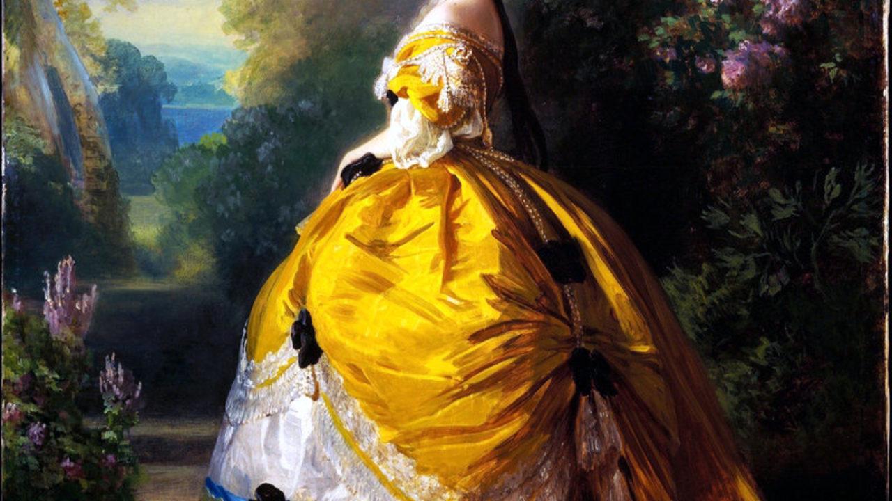 Gelbe Farbe in Kultur   HiSoUR Kunst Kultur Ausstellung