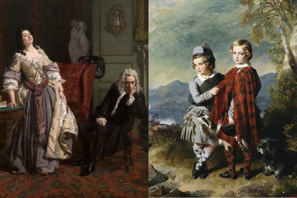西洋のファッション史1840年代 –...