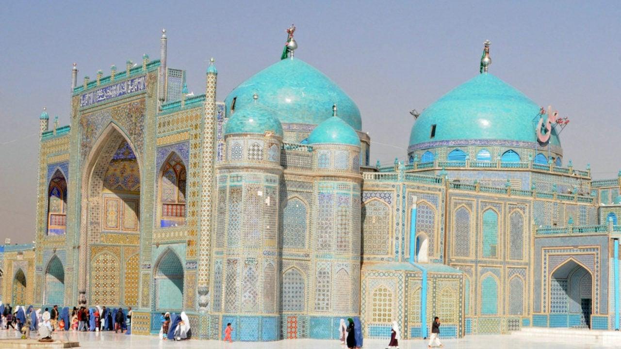 أفغانستان دولة حبيسة على طريق الحرير