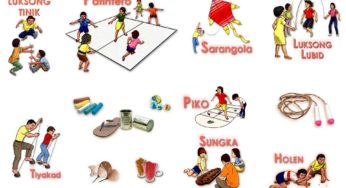 Games philippine traditional Traditional Sports